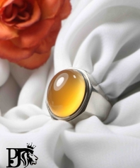 انگشتر عقیق یا سنگ تعهد